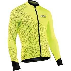 Northwave Blade 3 Bike Jersey Longsleeve Men yellow